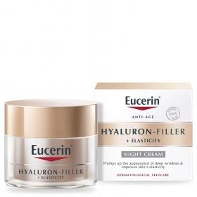Eucerin Hyaluron-Filler + Elasticity Night Cream 50ml