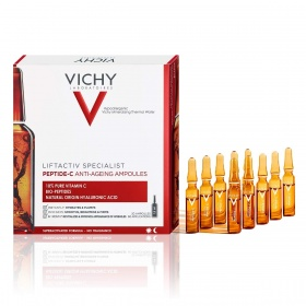 Vichy LiftActiv Collagen Specialist Peptide-C Anti-Ageing Ampoules - 30 x 1.8ml