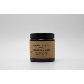 Hackney Wick Co. Lemongrass & Ginger Candle 100g