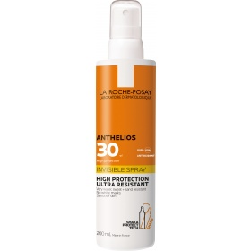 La Roche-Posay Anthelios Invisible Spray SPF30, 200ml