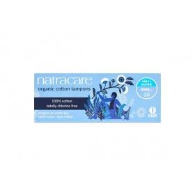 Natracare Regular Non-Applicator Organic Cotton Tampons 20's