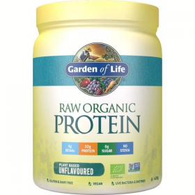 Garden Of Life Raw Organic Protein Unflavoured 426g