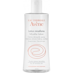 Avene Micellar Lotion Cleanser & Make-Up Remover 400ml