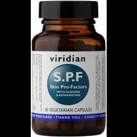 Viridian S.P.F Skin Pro-Factors Veg Caps 30caps