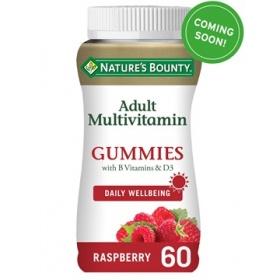 Nature's Bounty Adult Multivitamin Gummies 60 Gummies