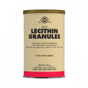 Solgar Soya Lecithin Granules 454g