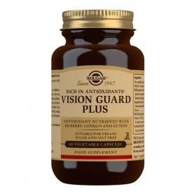 Solgar Bilberry Ginkgo Eyebright Complex Vegetable Capsules - Pack of 60