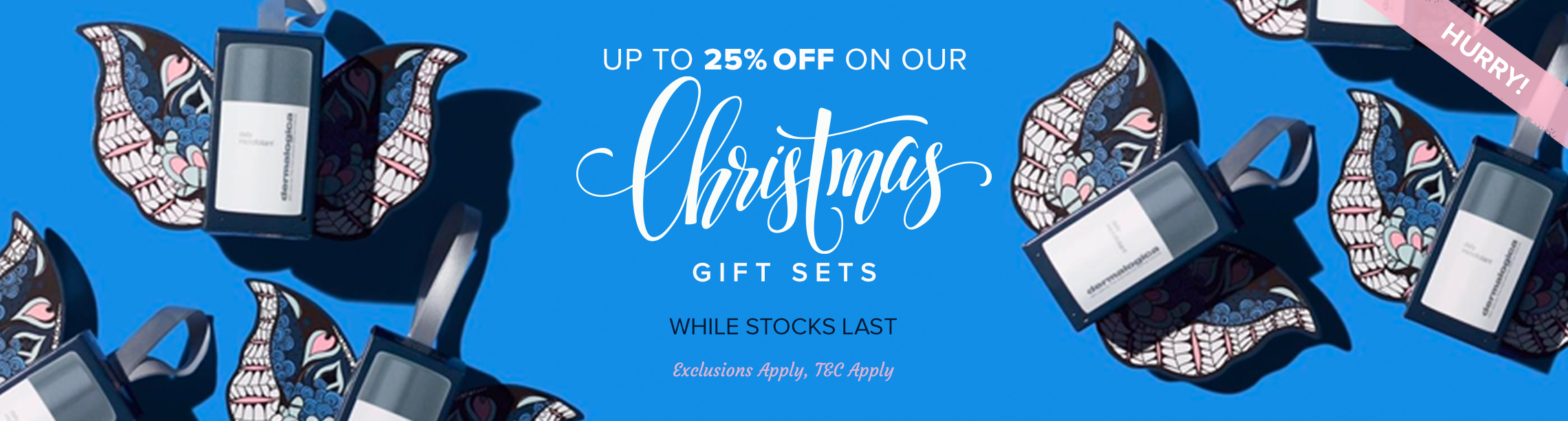 25% off chrismas SALE