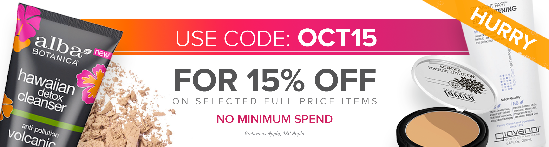 15%Code