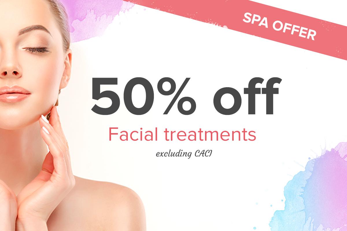 Facial Offer