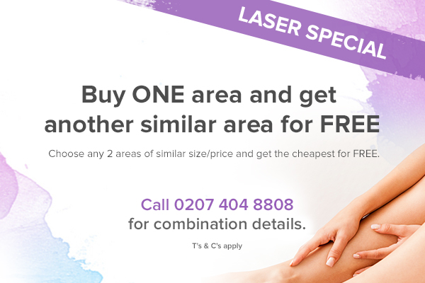 Laser hair removal great deal