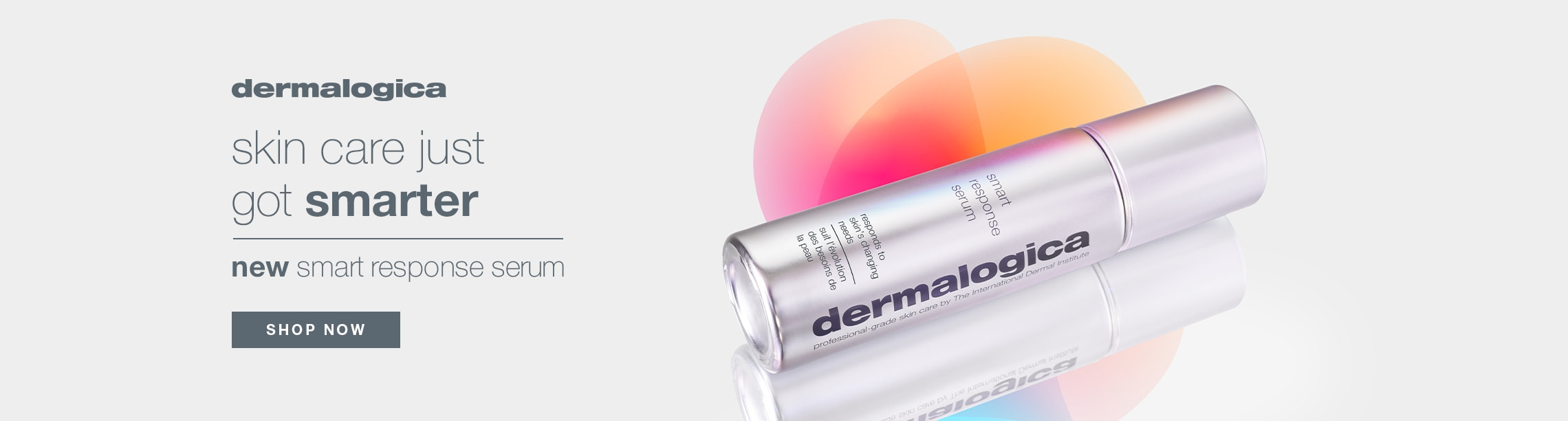 New dermalogica smart response serum
