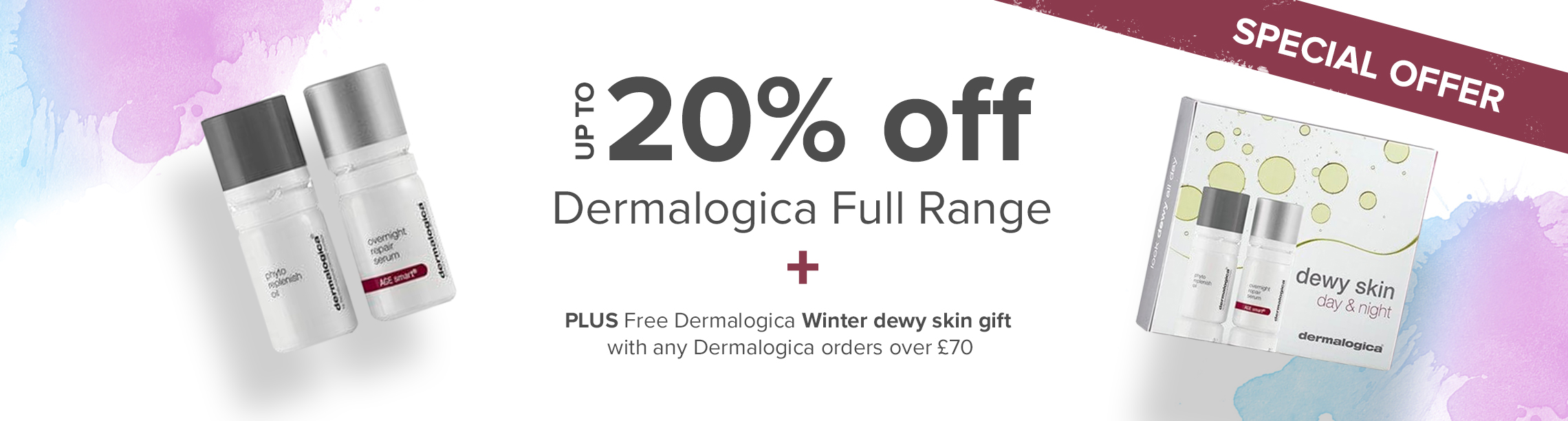 Free Dermalogica Gift